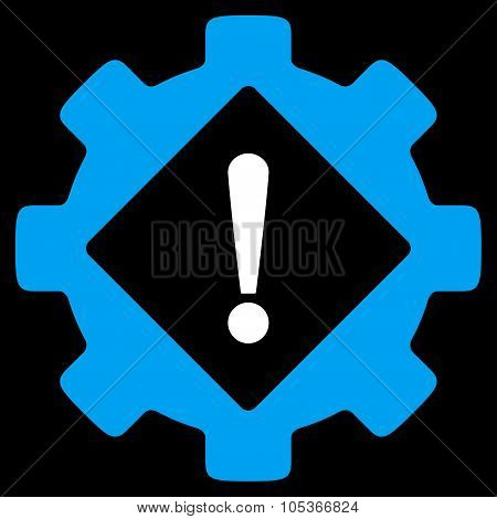 Industry Problem Flat Icon