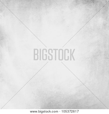 Frost White Background Black Light Vintage Grunge Background Texture Winter Parchment Paper Abstract