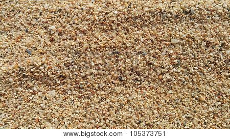 Coarse Sand Background