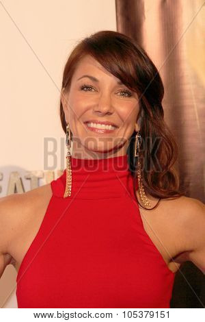 LOS ANGELES- OCT 17: Amie Barsky arrives at the