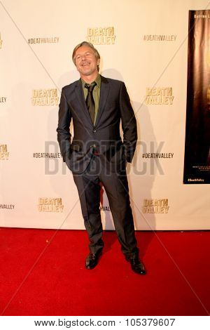 LOS ANGELES- OCT 17: Sean Cameron Michael arrives at the