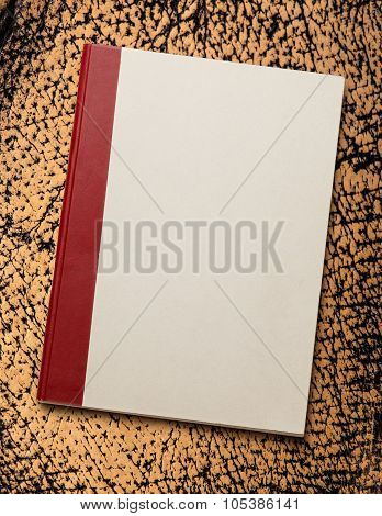 Blank Paper Notebook
