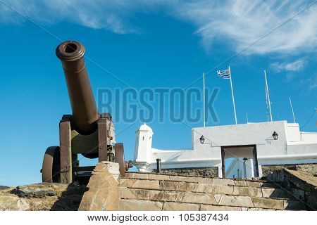 Montevideo Fortress