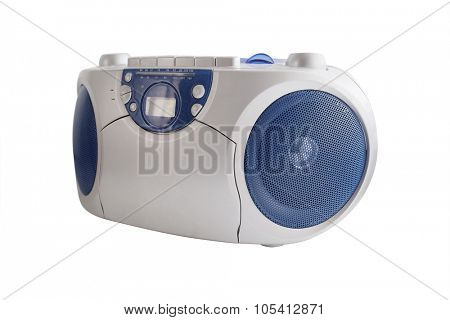 The image of a CD recorder