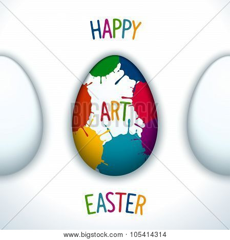 Happy art easter
