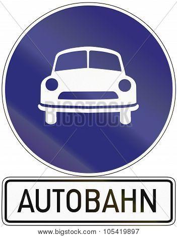 Autobahn 1971