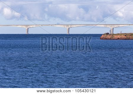 Confederation Bridge, New Brunswick to Prince Edward Island