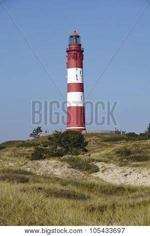 Amrum (germany) - Lighthouse Amrum