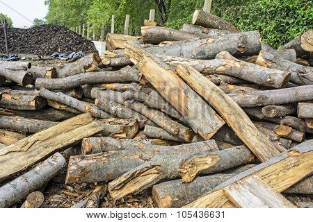 Firewood And Coal