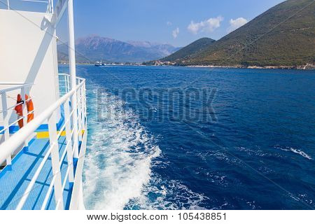 Transportation With Ferryboat