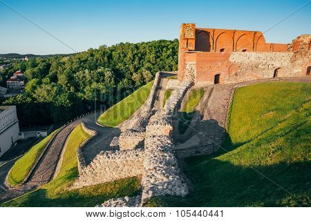 Upper Vilnius Castle Complex, Is A Group Of Cultural, And Histor
