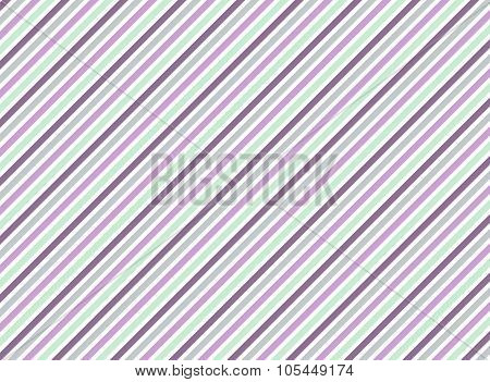 Background With Diagonal Stripes Purple Green Gray