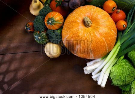 Seasonal Still Life
