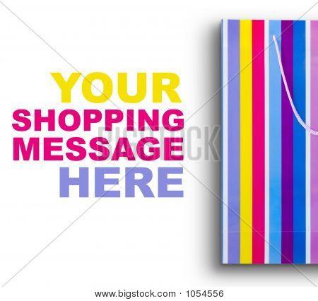 Tempo para fazer compras!