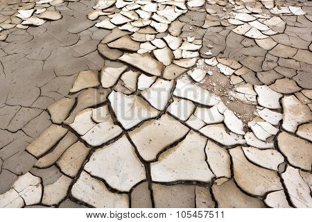 Dry Ground, Mud