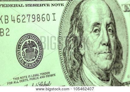 Federal Reserve System Symbol