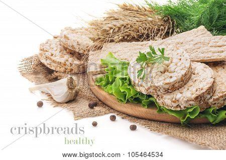 Whole Grain Cereal Crispbreads