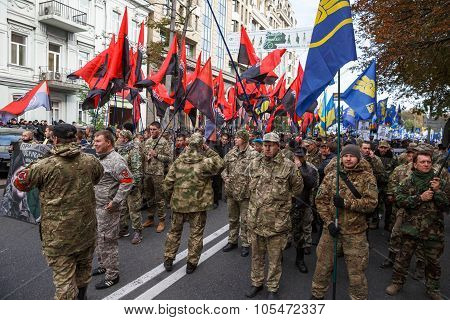 Ukrainians Celebrate 73St Anniversary Of Ukrainian Insurgent Army Upa