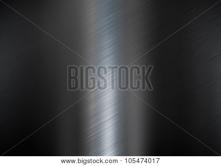 black metallic texture background