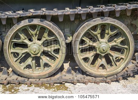 Track Armored Vehicles