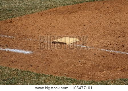 Baseball - 1St Base