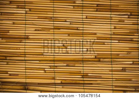 brown bamboo texture for  background and design