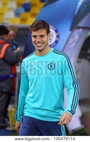 Cesar Azpilicueta Of Fc Chelsea