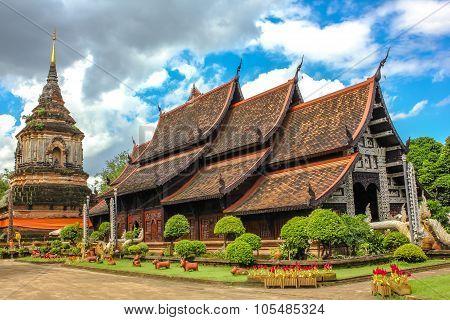 Wat Lok Molee in Chiang Mai