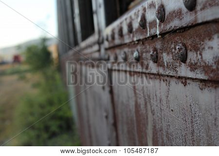 Train Rivets