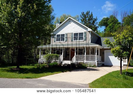 Harbor Springs Home