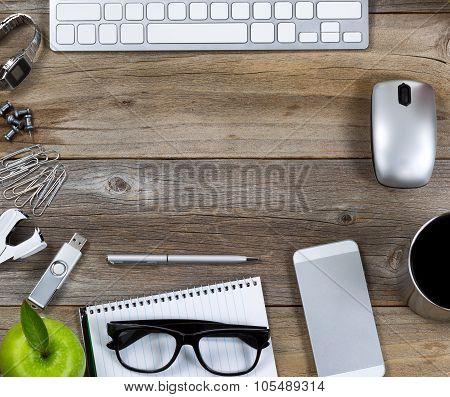 Quick Desktop Setup For Workplace