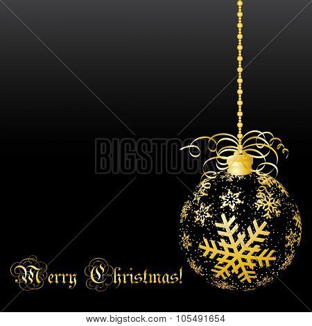 Christmas balls. vector illustration