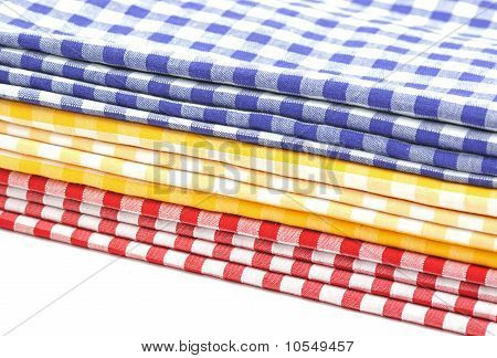 Gingham Cloths