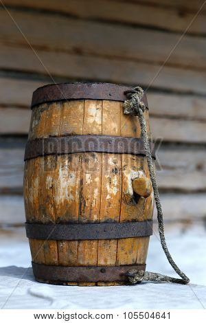 Portable Barrel.