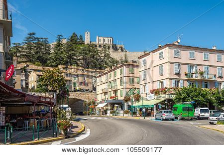 In The Streets Of Sisteron