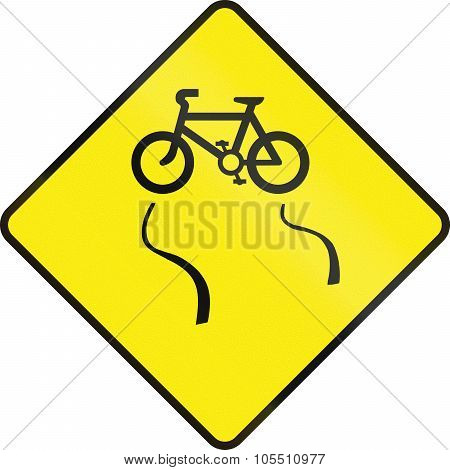 Slip Danger For Cyclists In Ireland