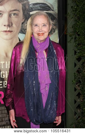 LOS ANGELES - OCT 20:  Sally Kirkland at the