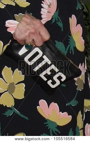 LOS ANGELES - OCT 20:  Meryl Streep at the