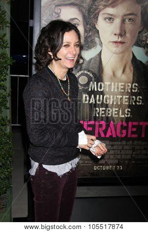 LOS ANGELES - OCT 20:  Sara Gilbert at the