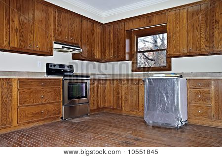 A Kitchen Remodel