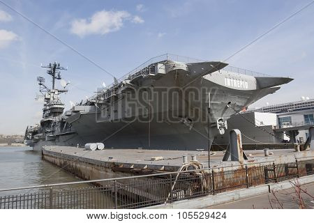 Uss Intrepid In United States