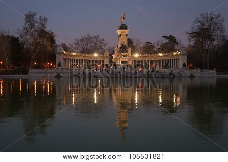 Retiro, Madrid, Spain