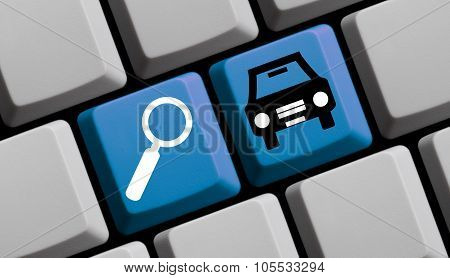 Search For Cars Online