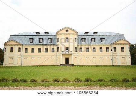 Count's Manor In Kraslava