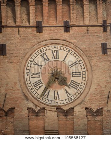 clock tower bologna
