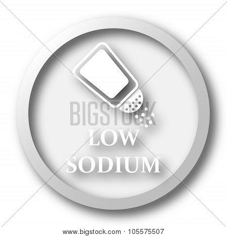 Low Sodium Icon