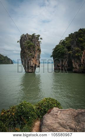 James Bond Island, Prang Na, Thailand