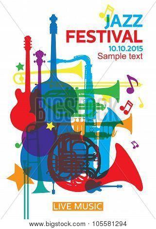 Jazz festival poster2