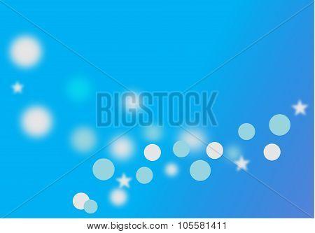 Blury Bokeh Background