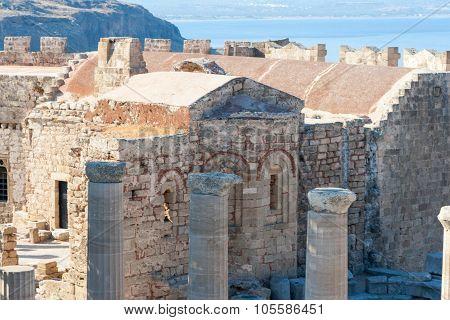 Greece Trip 2015, Rhodos Island, Lindos